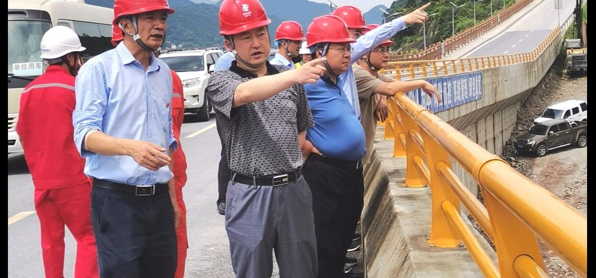 湖南能源监管办赴五强溪电厂及扩机项目、五强溪供电所开展电力安全综合督查